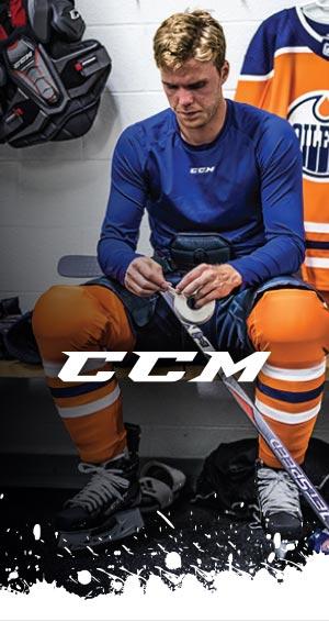 Hockey Basesta löydät loistava CCM tuotevalikoiman jääkiekkoilijalle