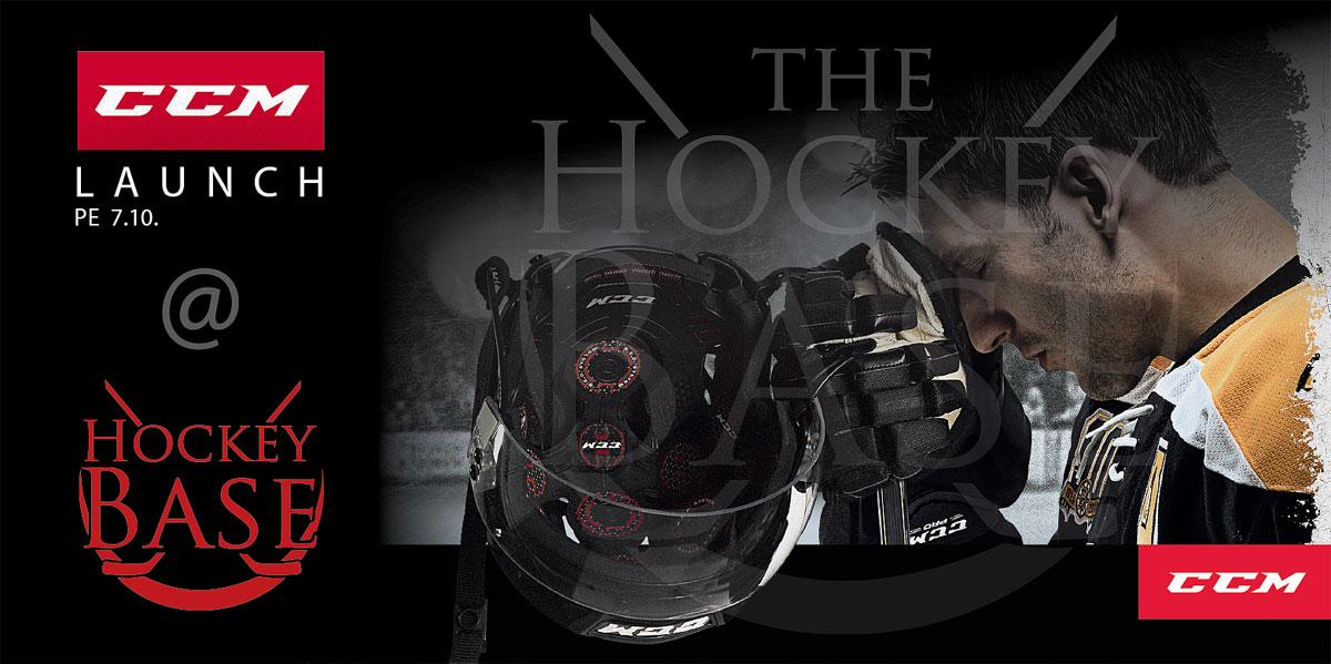 Uutta tulossa 07/10/2016 Hockey Baseen. Pysy kuulolla.