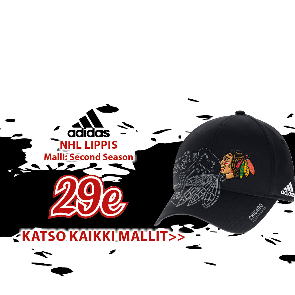 Adidas NHL lippis Second Season Hockey Basesta