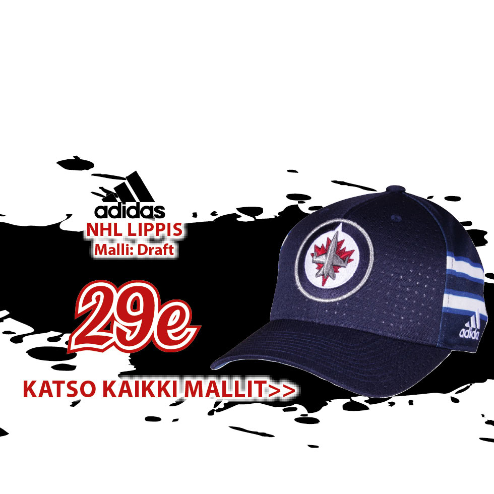 Adidas NHL Draft lippis Hockey Basesta