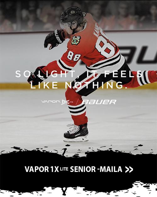 Bauer Vapor 1X Lite senior -mailat nyt Hockey Basesta!
