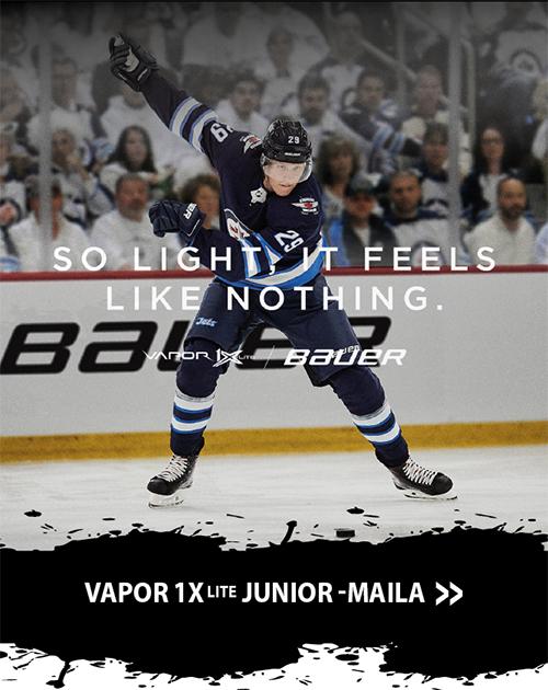 Bauer Vapor 1X Lite Junior -mailat