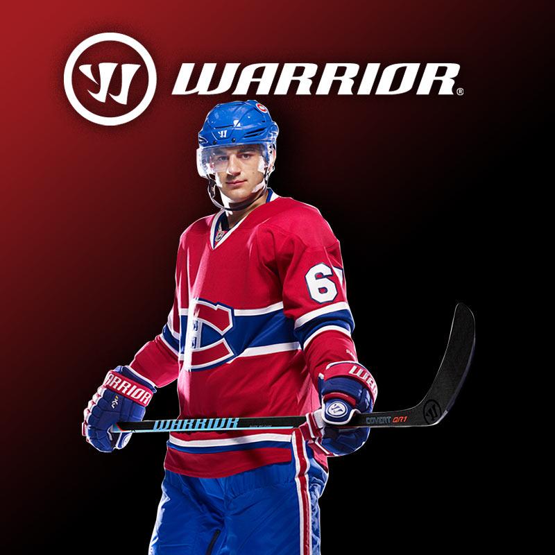 Warrior jääkiekkovarusteet kattavasti kaikista Hockey Base -myymälöistä ja verkkokaupasta