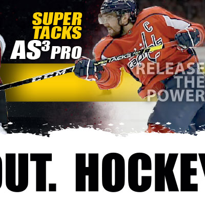 CCM SuperTacks AS3 Pro Hockey Basesta!