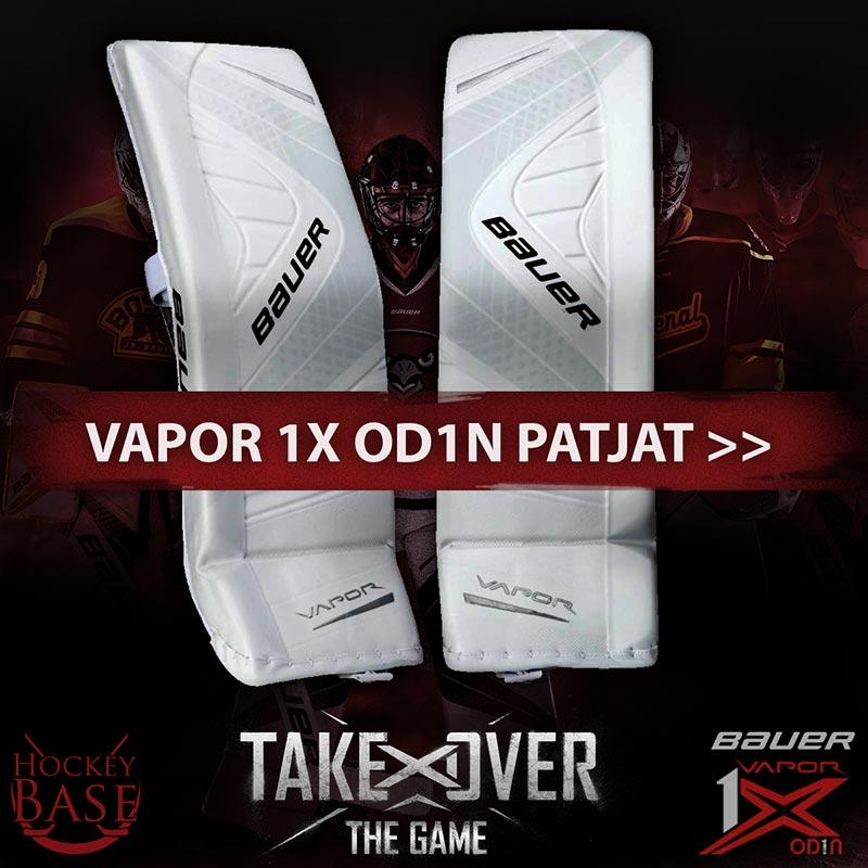 Bauer Vapor 1X OD1N maalivahdin patjat Hockey Basesta