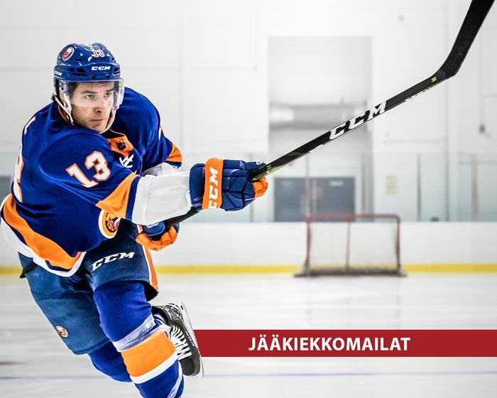 Maan monipuolisin valikoima laadukkaita jääkiekkomailoja Hockey Basesta ympäri vuoden