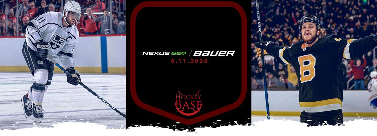 Bauer Nexus Geo kaikista Hockey Base myymälöistä ja verkkokaupasta!